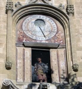 horloge1 275x300 Les Coteaux dAix