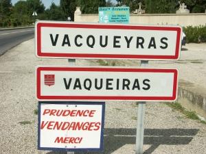 vacqueyras Vacqueyras