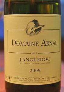 arnal blanc 211x300 Domaine Arnal   AOC Languedoc