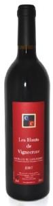 calade leshauts 78x300 Clos des Calades   AOC Languedoc