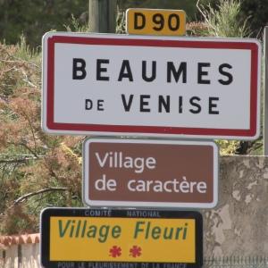 beaumespanneaux Beaumes de Venise : des vins et des paysages fabuleux