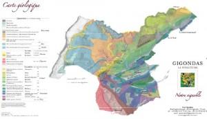 geologiegigondas 300x172 Gigondas