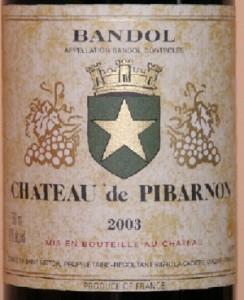 pibarnon2003 244x300 Pibarnon rouge 2003 et entrecôte forestière