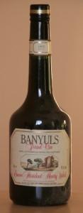 h vidal 117x300 Banyuls Grand cru H Vidal 1993 et desserts