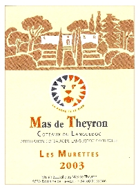 theyron murettes Mas de Theyron