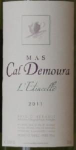 etincelle 153x300 2 vins de pays blanc : Cantarelles de Poulvarel versus Etincelle de Cal Demoura