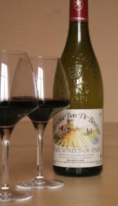boisdeboursan 172x300 Châteauneuf du Pape Bois de Boursan 2007 et Boeuf bourguignon