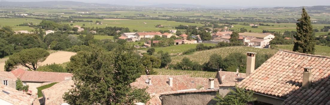 Le charme des villages Méditerranéens