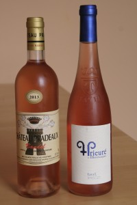 rose2013 pradeaux montezargues copie e1410877957384 200x300 Tavel versus Bandol 2013 : Prieuré de Montézargues face au château Pradeaux