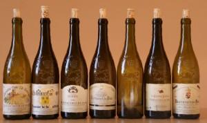7chato9 300x178 Horizontale Châteauneuf du Pape blanc 2009 et fromages
