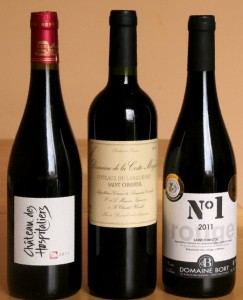 st christol 3cols 243x300 Saint Christol 2011   petite verticale de trois vins