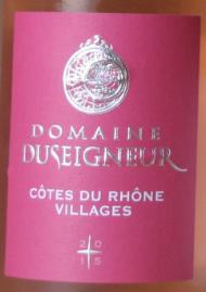 rose duseigneur Quatre rosés : Provence versus Rhône