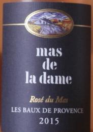 rose masdeladame Quatre rosés : Provence versus Rhône