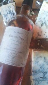rancio 169x300 Rivesaltes ambré et fromages bleu